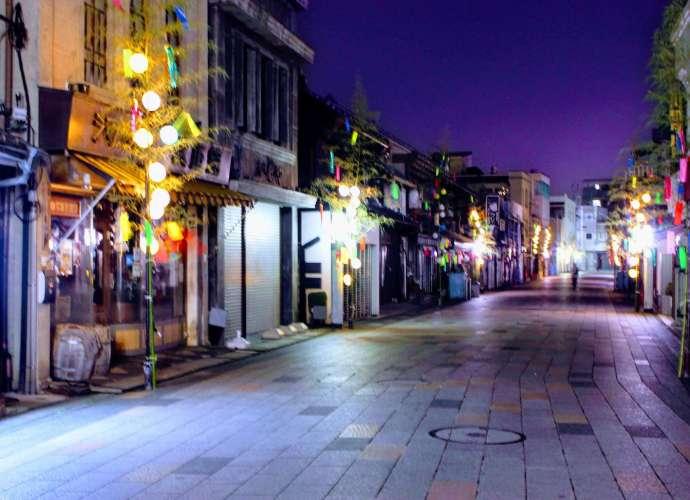 Taisho Roman Yume street Tanabata