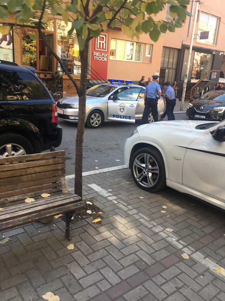 43828248_304841636772153_3588417258520576000_n Arrestohet një person në qendër të Prishtinës