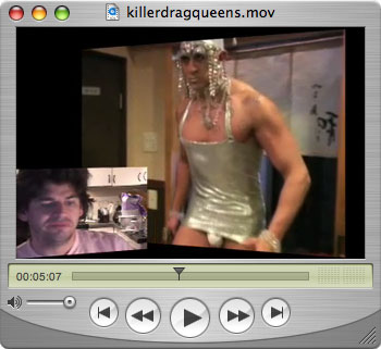 Killer Drag Queens from Uranus on insanefilms.com