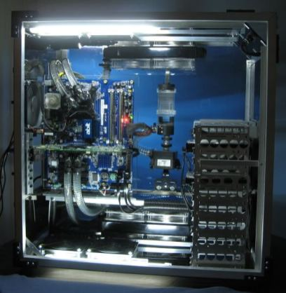 pc desktop assemblati