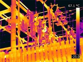 termografia impianti elettrici