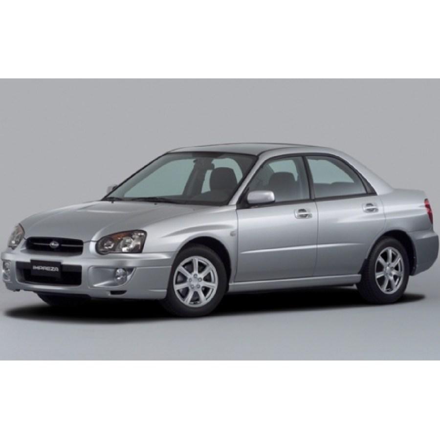 2002-2007 Impreza WRX Sedan / RS Sedan