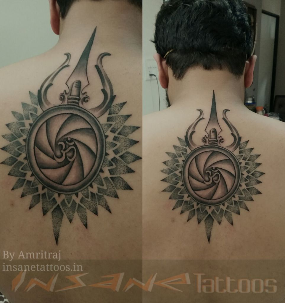 Ornamental Tattoo/ Shiv Tattoo/ Mantra Tattoo insane tattoos - best tattoo studio parlour in mumbai mulund juhu india All Work IMG 20170308 WA0001 963x1024