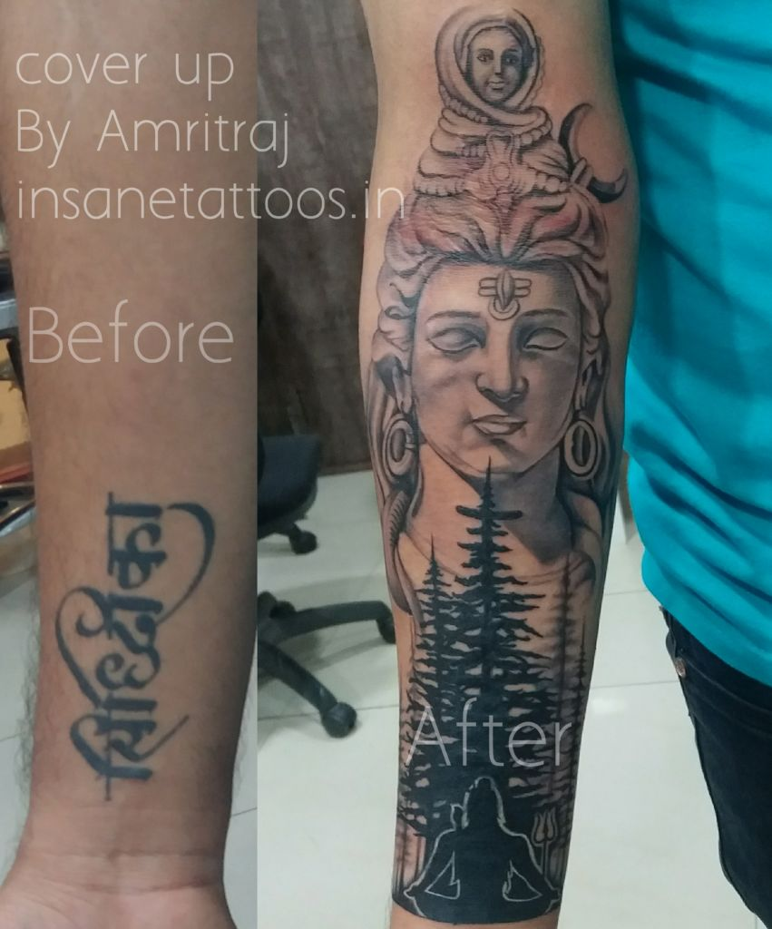 Cover up Tattoo/ Tree Tattoo/ Peace Tattoo insane tattoos - best tattoo studio parlour in mumbai mulund juhu india All Work pixlr 20180520003659311 20180615183647302 851x1024