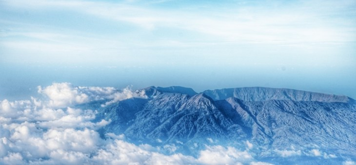Jelajah Kaki Gunung Tambora
