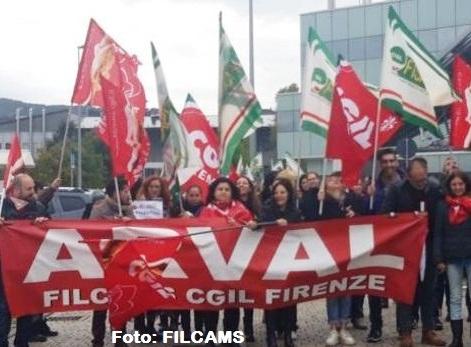 Arval sciopero