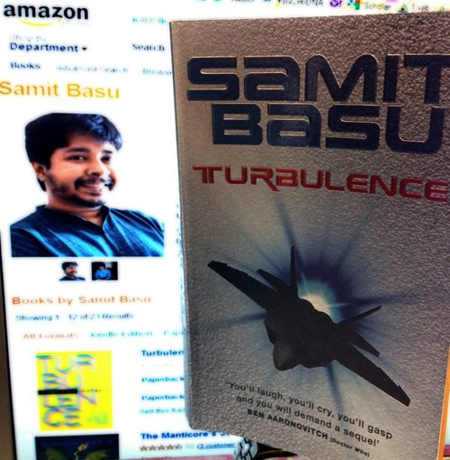 Turbulence, by Samit Basu