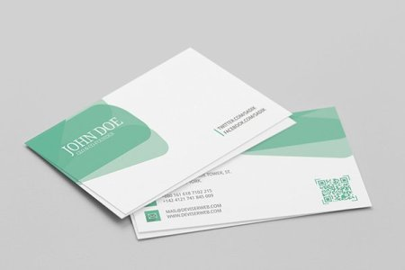 30  Amazing Free Business Card PSD Templates Free Personal Visiting Card Template PSD