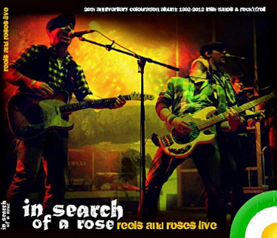 Album CD2012 Reals And Roses Live