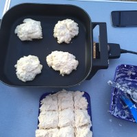 Griddle (Pan) Scones