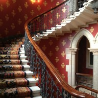 Grand Staircases of London #2 (St. Pancras Renaissance Hotel)