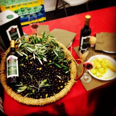 Aromatisches Olivenöl der Fattoria di Faltognano