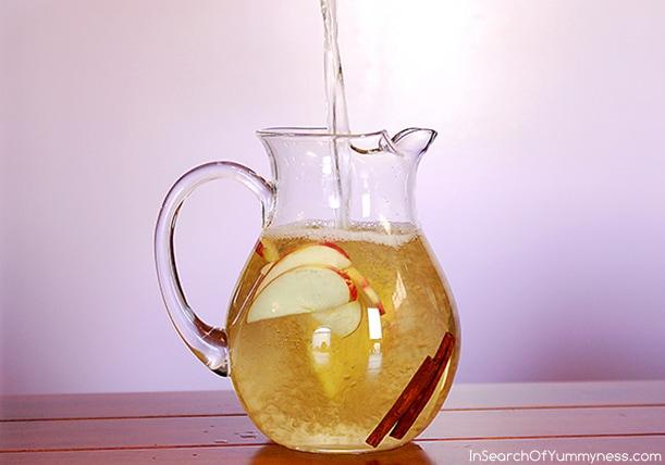 Padma Lakshmi's Fairy Water Recipe