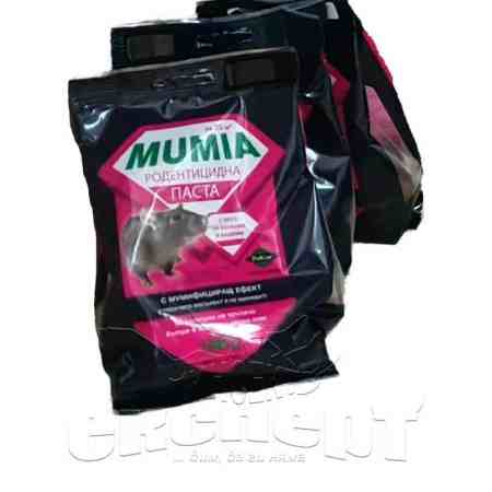 Мумия (MUMIA) | Препарат против гризачи | Инсект Експерт