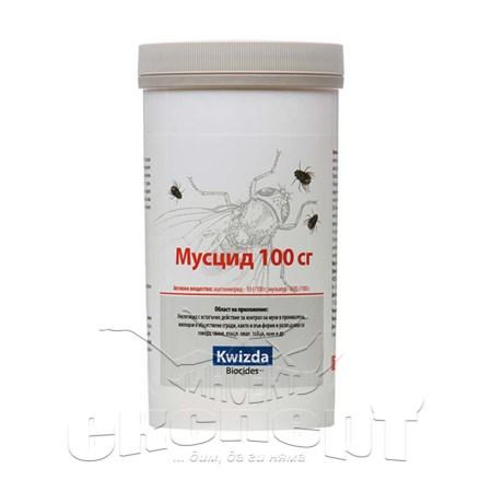 Мусцид 100 СГ | Препарат против Вредители | Инсектициди | Инсект Експерт