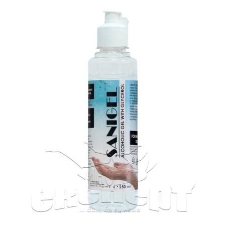 Дезинфектант за ръце Sanigel 250 мл | Дезинфектанти | Инсект Експерт