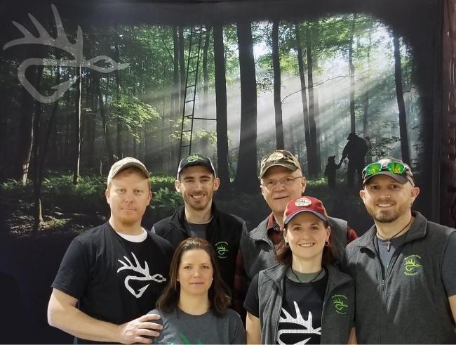 The Mason-Dixon Experiment Team