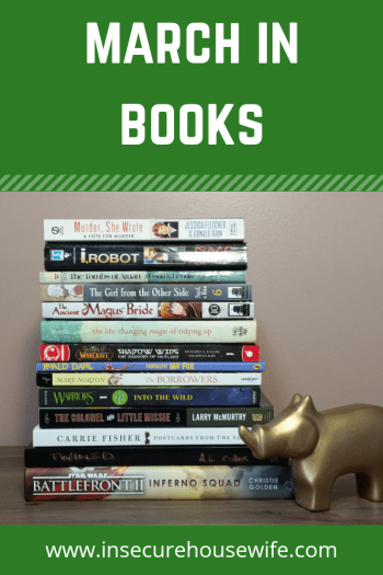 March was a good reading month. Through these mini reviews, I share my thoughts on what I read during the month.