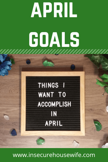 Creating monthly goals can help you track of everything you need to get done and keep yourself accountable. These goals can help you attain your long term goals.