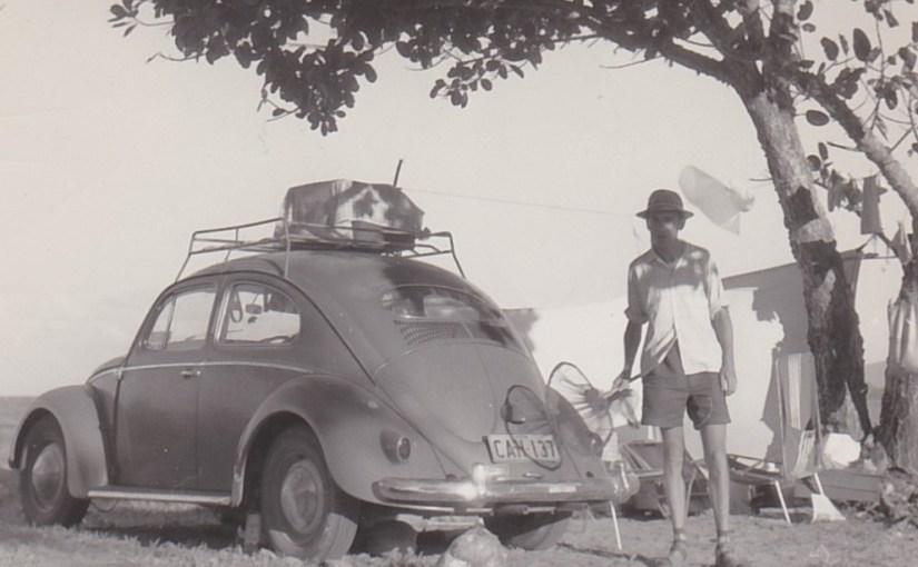 Mit dem VW-Käfer nach Australien
