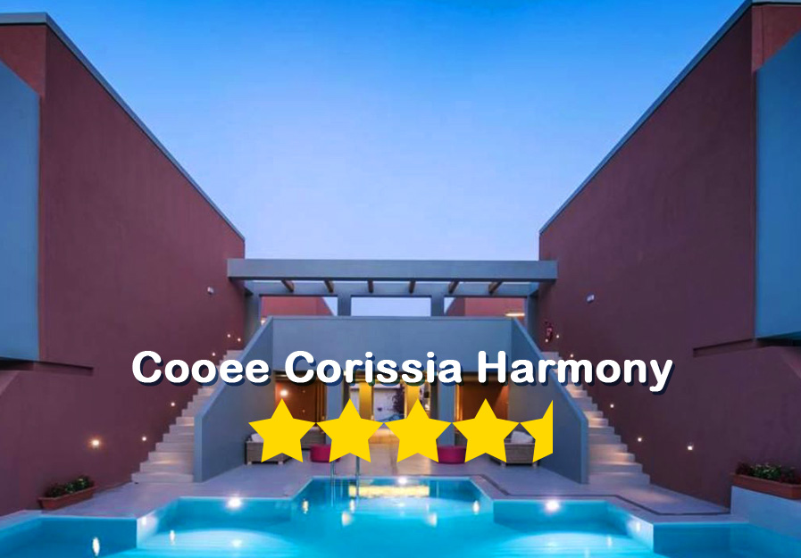 Hotel Cooee Corissia Harmony