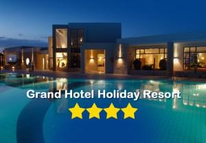 Grand Hotel Holiday Resort Strand