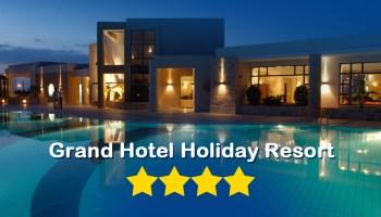 Ikaros Beach Luxury Resort Spa Bewertung Erfahrungen