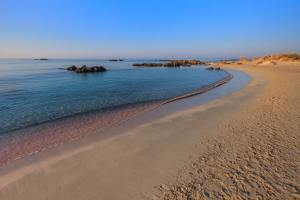 Elafonisi beach. Crete, Greece