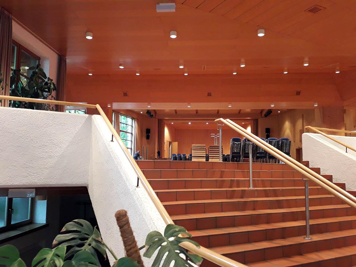 Stadthalle Weilheim
