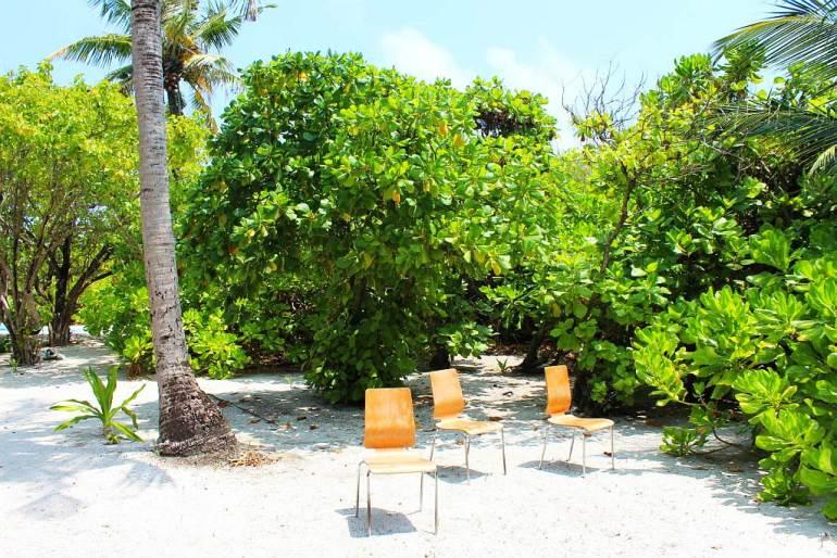 Co-working in Maldives / Malediven