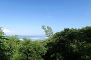 Vistas desde el Finca Punta
