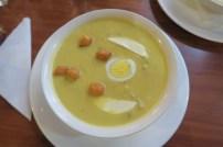 Fanesca vegetariana (Quito, Ecuador)
