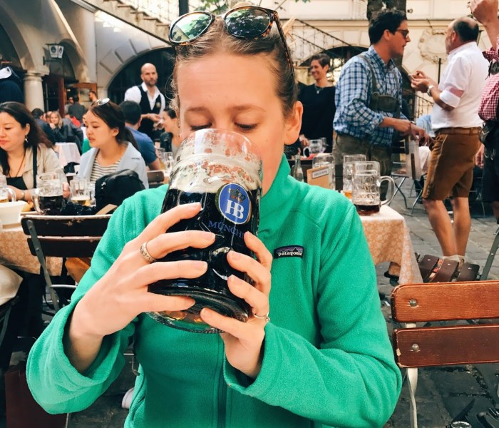 Giant Beers Fix Things: Our Time in Munich