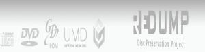 redump logo