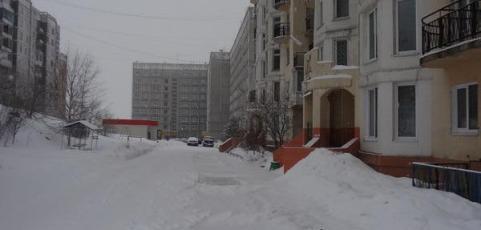 Двор пр.Авиаторов д.97
