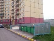 Рокосовского 29. Контейнерная площадка.