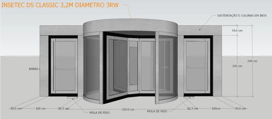 Use os Modelos 3D de Produtos Insetec em Seus Projetos