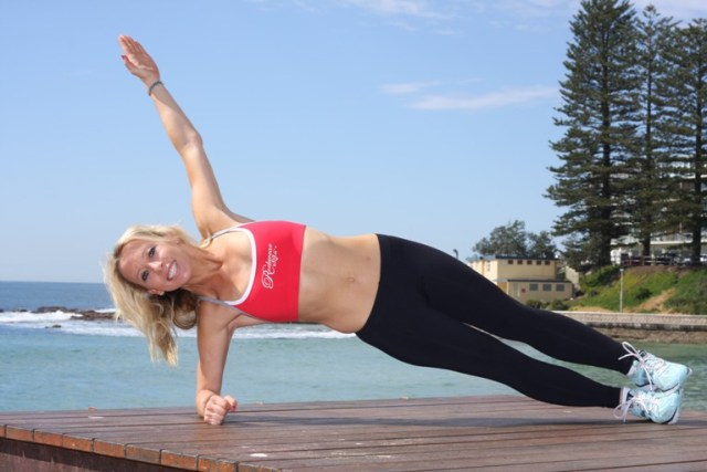 Thanks to technology Alison Cavill (pictured) is a health and fitness business success