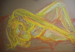 An artwork by Manisha Lee