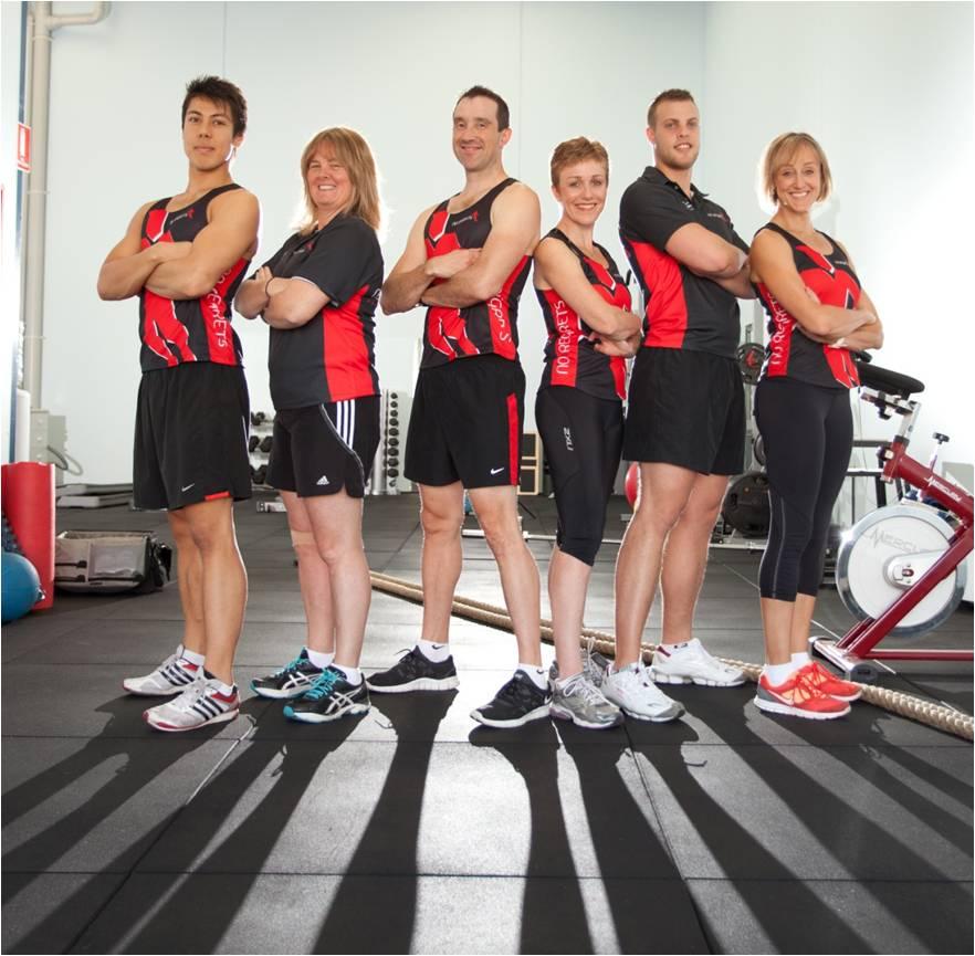 Nick Jack - No Regrets Personal Training - Melbourne Australia.