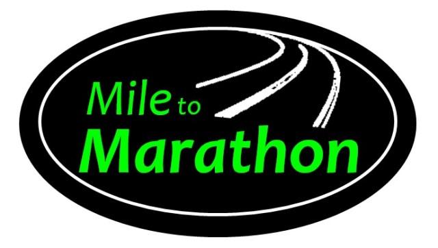 MileToMarathon Logo