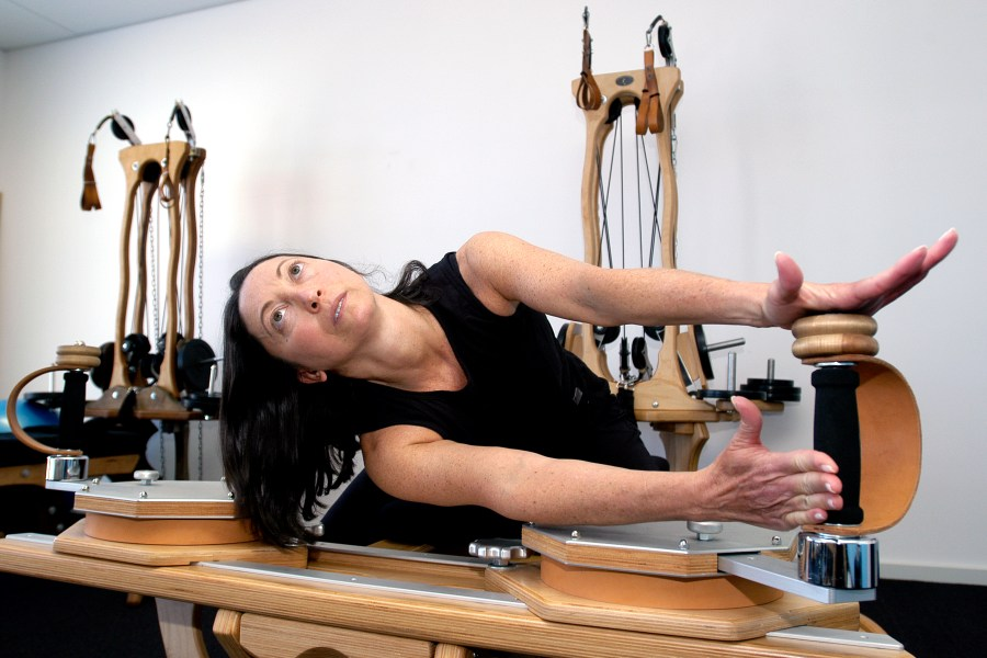 GYROTONIC® and GYROKINESIS® Methodology: Spiralling Motion
