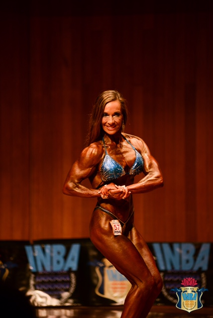 Eleni 2016 INBA City Nationals