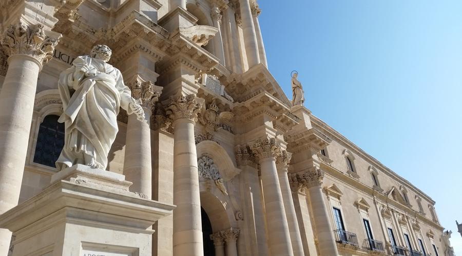 tour sicilia, duomo di siracusa