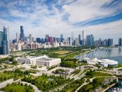 Chicago - Skyline und Museumscampus. - Foto: City of Chicago