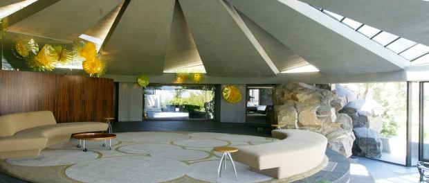 "Das ""Elrod House"" in Palm Springs. - Foto: Palm Springs Bureau of Tourism"