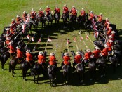 RCMP Musical Ride Foto: Royal Canadian Mounted Police