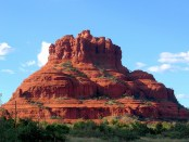 Eine Kulisse wie im Western - die Sedona Red Rocks. - Foto: Arizona Office of Tourism