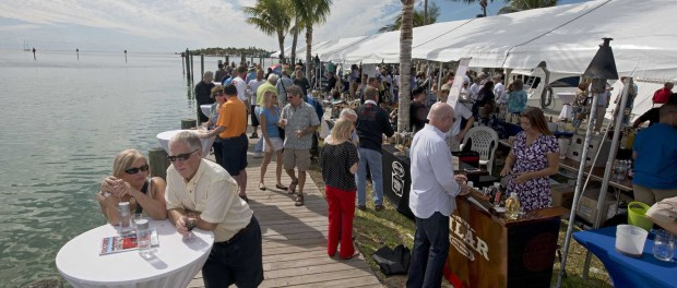 Food and Wine Festival. - Foto: Florida Keys News Bureau