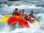 Rafting im Salmon River in Idaho. - Foto: Idaho Tourism